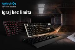 Logitech gaming tastature - spoj brzine i preciznosti