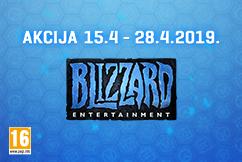 Blizzard akcija