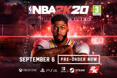 NBA 2K20 u prodaji