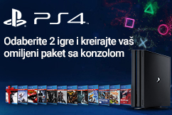 Sony PlayStation 4 + poklon igre