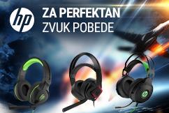 HP gaming slušalice