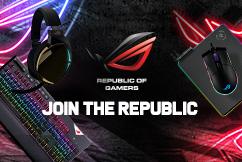 ASUS - Pridruži se republici