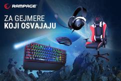 Rampage gaming periferija