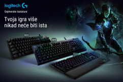 Logitech G512, G513 i G815 Gaming tastature