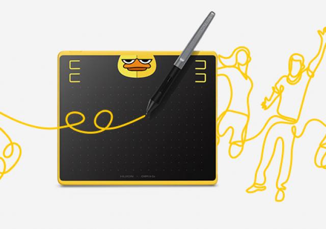 Izrazite kreativnost pomoću Huion grafičkih tabli