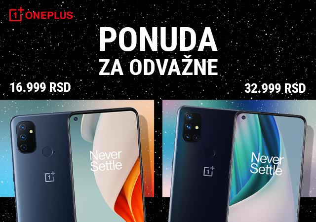 OnePlus N100 i OnePlus N10 po odličnim cenama