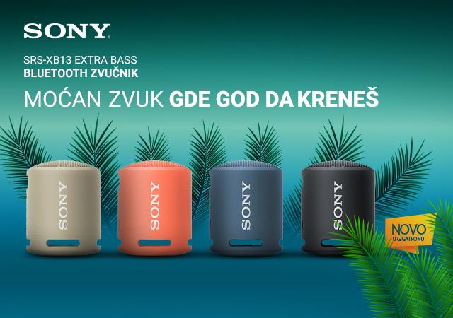Sony bluetooth zvučnici