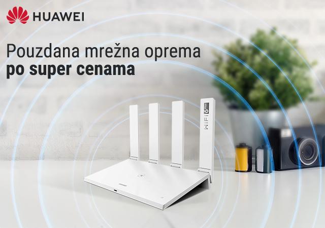 Huawei ruteri po sniženim cenama