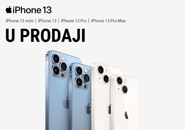 Istražite iPhone 13 seriju