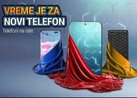 Vreme je za novi mobilni telefon