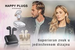 Happy Plugs bežične slušalice