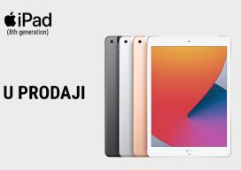 iPad 8 - fantastične mogućnosti i vrhunski dizajn