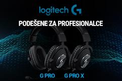 Logitech G Pro i Pro X gaming slušalice