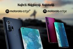 Motorola Edge i Motorola Edge+