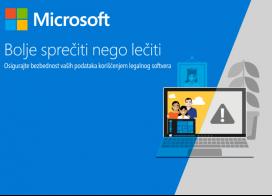 Siguran rad uz licencirani Windows i Office