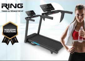 RING RX 147 traka za trčanje - ekskluzivno u ponudi