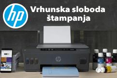 HP Smart Tank - ekonomični štampači u boji