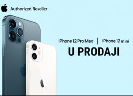 iPhone 12 Mini i iPhone 12 Max Pro