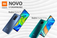 XIAOMI Redmi Note 9 i Note 9 Pro