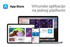 Apple App Store od sada i u Srbiji