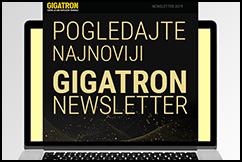 Pogledajte najnoviji Gigatron newsletter