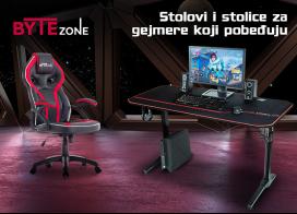 Bytezone Gaming stolice i stolovi