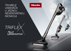 Miele Triflex HX1 3 u 1 bežični usisivači