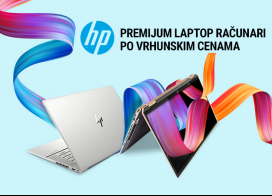 HP Envy i HP Spectre laptop računari po super cenama