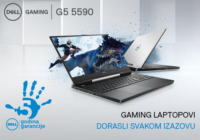 DELL G5 5590 gaming laptop računari