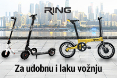Ring električni trotineti i električni bicikli