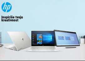 HP Envy: laptopovi na kojima će vam zavideti