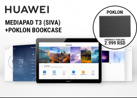 HUAWEI MediaPad T3 + poklon