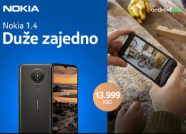 Nokia 1.4 - Izdržljiv telefon sa odličnim trajanjem baterije