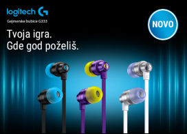 Logitech G333 Gaming slušalice