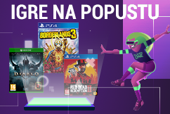Popust na igre za PS4, Xbox One i Nintendo Switch