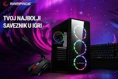 Rampage Gaming uređaji - funkcionalni i pristupačni