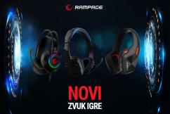 Rampage Gaming slušalice