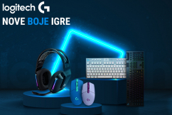 Logitech LIGHTSPEED Gaming periferija