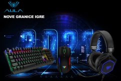 AULA - odlični Gaming uređaji po pristupačnim cenama
