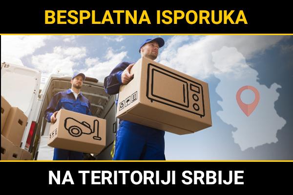 Besplatna isporuka