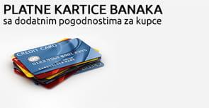Platne kartice banaka