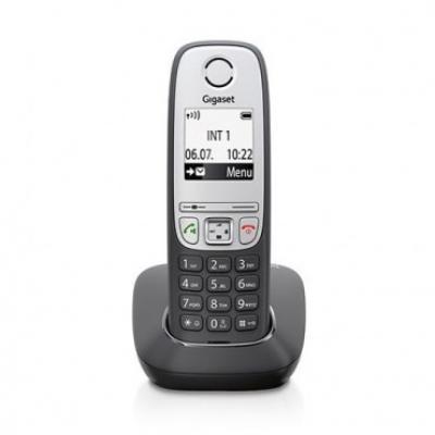 GIGASET A415 (Crna)  Bežični telefon