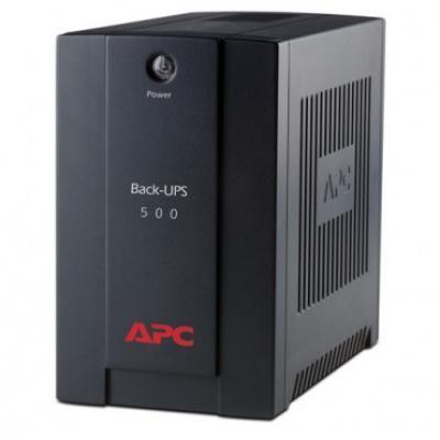 APC ups BX500CI  UPS, 500VA / 300W, Line-Interactive, 160-280 VAC