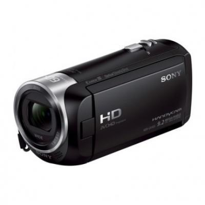 "SONY Handycam kamkorder HDR-CX405B  EXMOR R CMOS, 9.2 MP, 30x, 2.7"""
