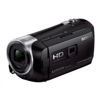 "SONY HDR-PJ410B Handycam kamkorder sa ugrađenim projektorom (Crna)  EXMOR R CMOS, 9.2 MP, 30x, 2.7"""