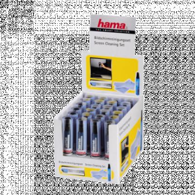 HAMA Gel sa krpicom za čišćenje LCD-a 15ml - 95863  Komplet