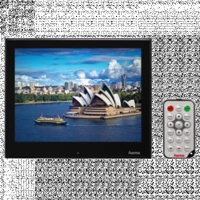"HAMA DPF-10 Slimline Basic - 95291,  10"", 1024 x 768, USB, SD, SDHC, MMC, JPG, JPEG"