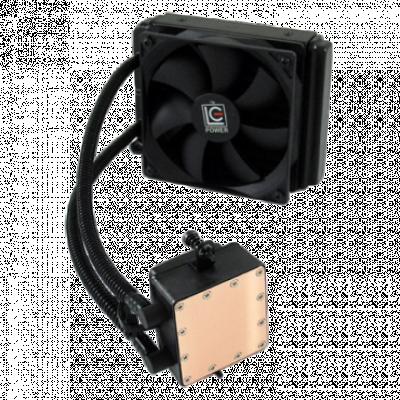 LC-POWER kuler za procesor Liquid - LC-CC-120-LiCo  CPU, Vodeno hlađenje, 120 x 120 x 25 mm