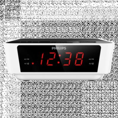 PHILIPS radio sat AJ3115/12 (Bela)  Radio aparat sa satom