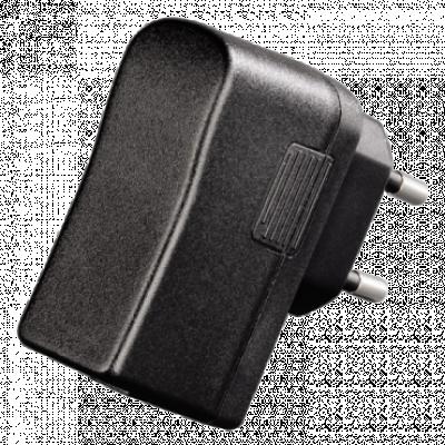 HAMA Punjač za telefon 12108  Kućni žični punjač, 5 V, 1 A, Crna